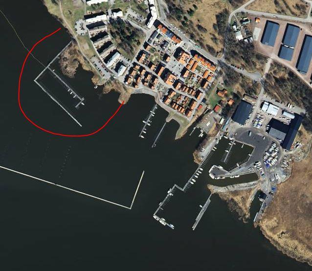 Båtplatser Brandholmen Nyköping