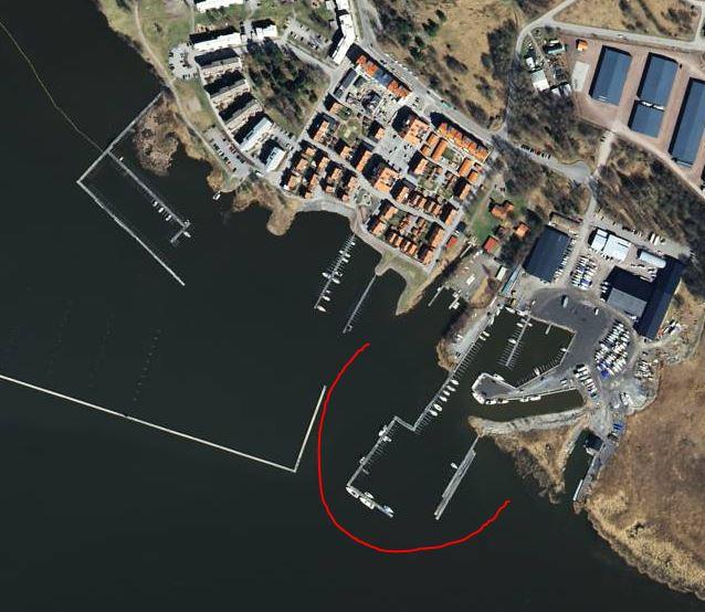 Båtplatser vid Nyköpings Marincentrum