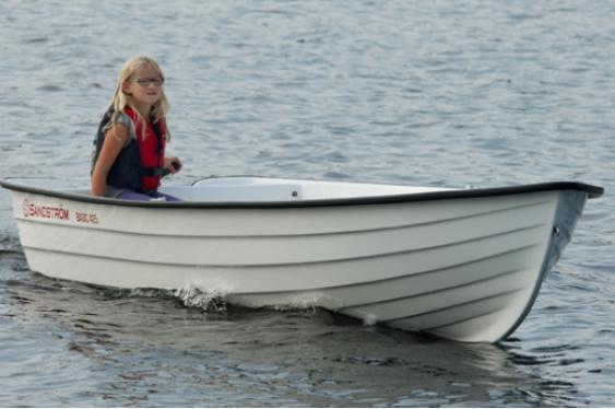 Sandström Basic 425 motorbåt